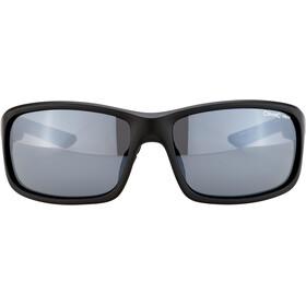 Alpina Lyron S Glasses black matt/black mirror
